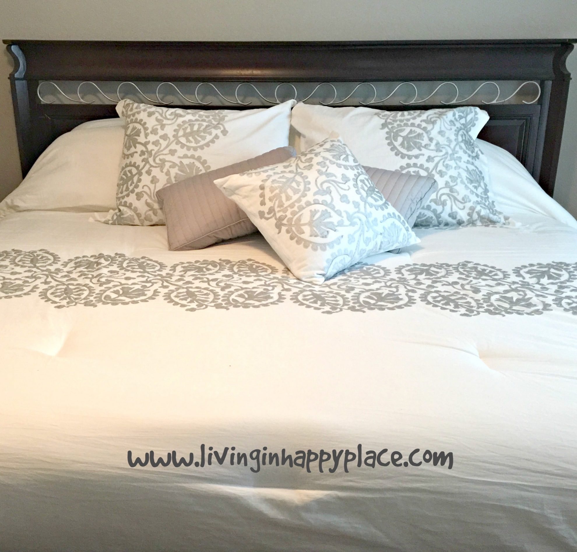 Making your bed can be motivating