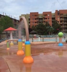 outdoor water