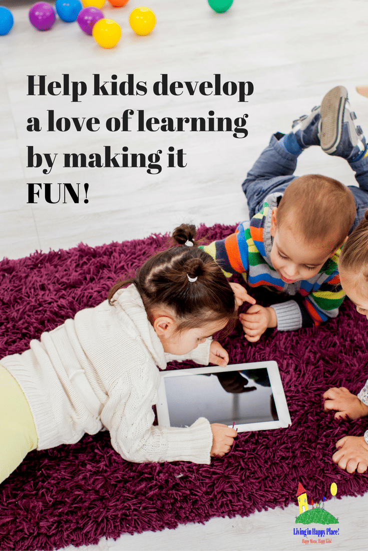 Make learning fun using ABCmouse.com