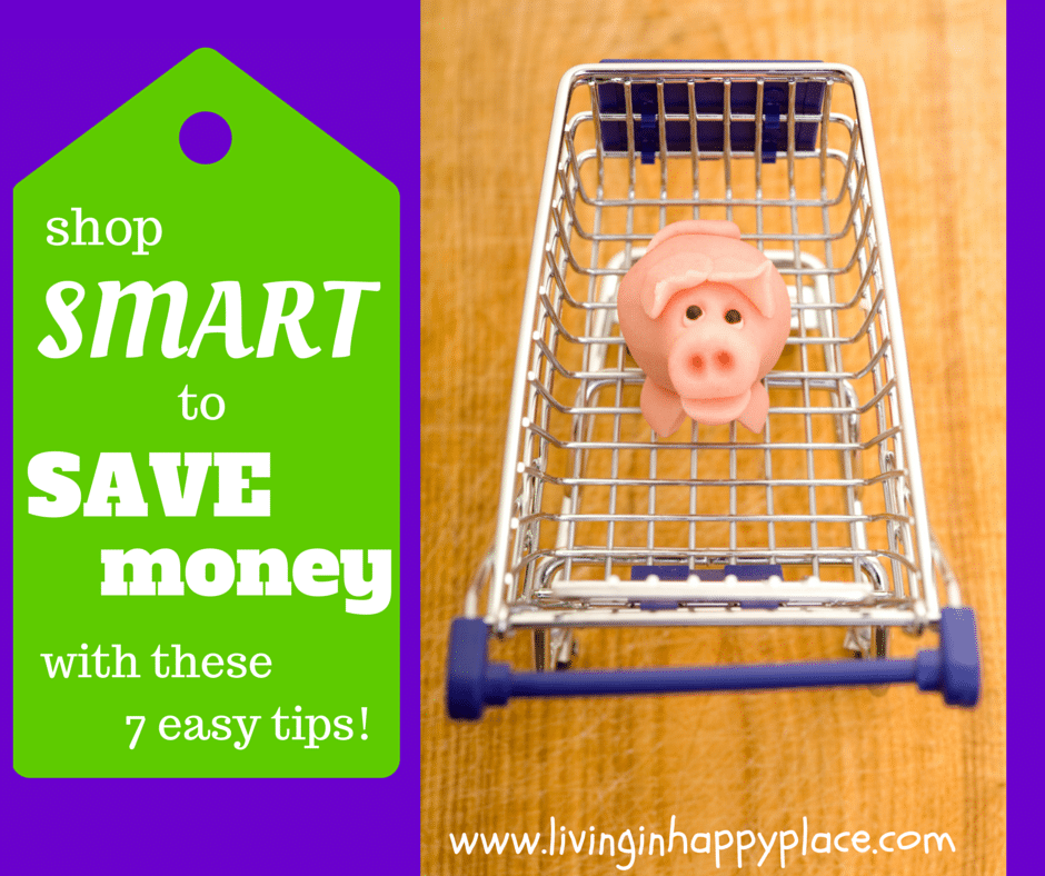 save money shopping