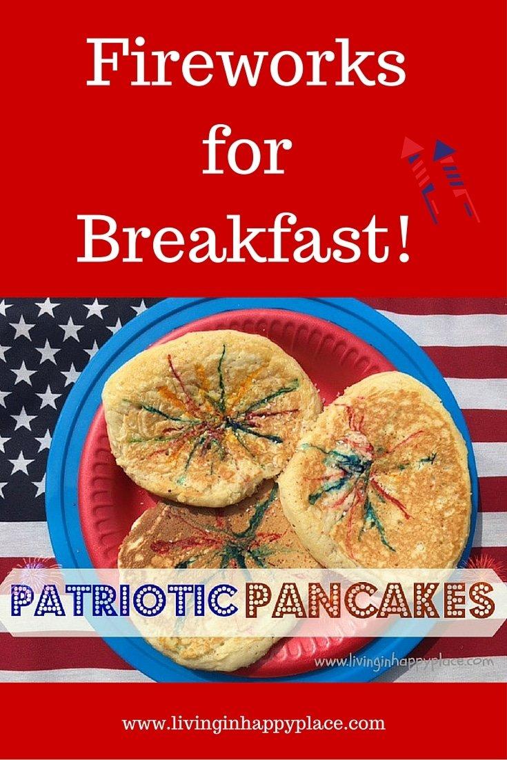 Fun Pancake breakfast