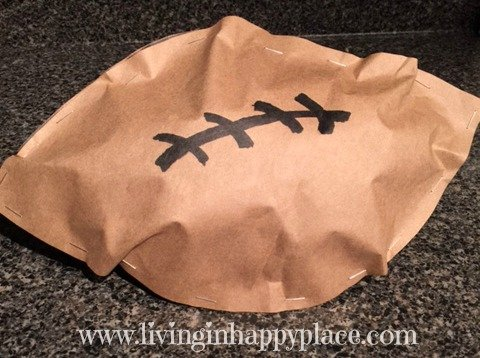 game day craft football