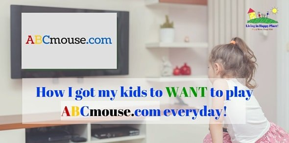How I get my kids to WANT to play ABCmouse.com!