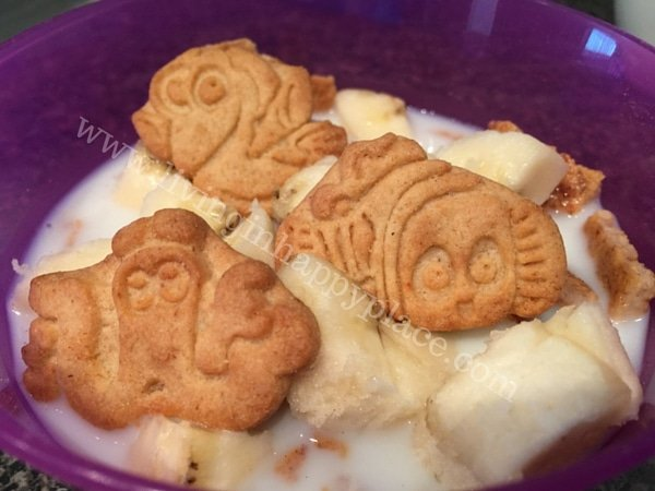 Dory toddler cereal recipe