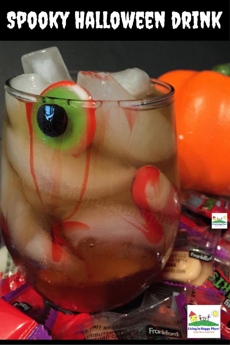 Spooky Halloween Drink idea