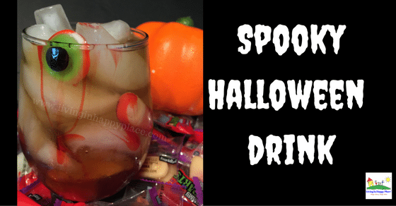 Spooky Halloween Drink for kids!