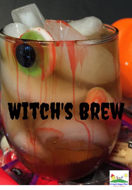 halloween drink recipe idea
