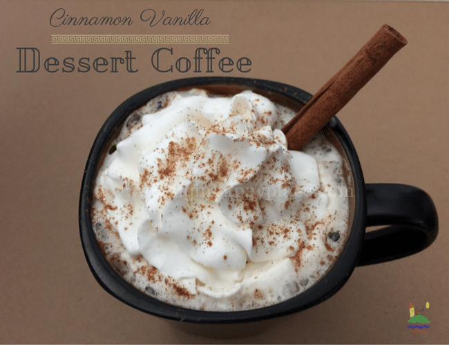 Dessert Coffee Recipe