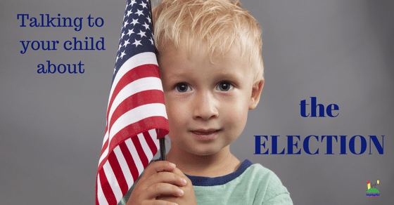 Talking to Your Child about the Election and Voting