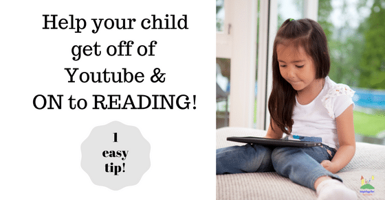 How to get your kids off of YouTube and turned on to a learning app!