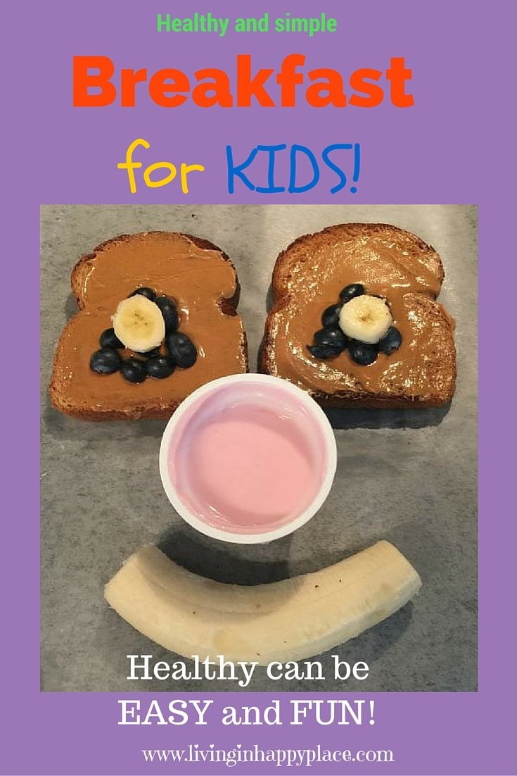 Healthy breakfast can be easy and fun
