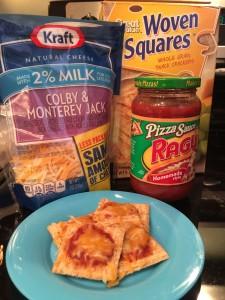 Three ingredients