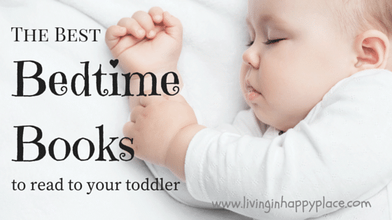 best bedtime books for toddlers