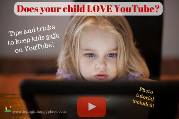 YouTube kid safe
