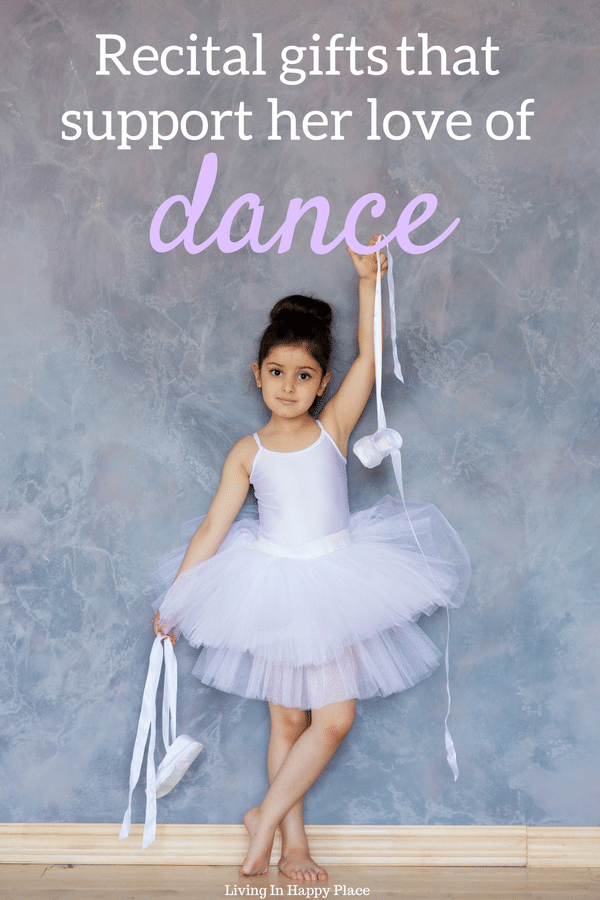 Best Gifts for Dancers that show your support for her love of dance!