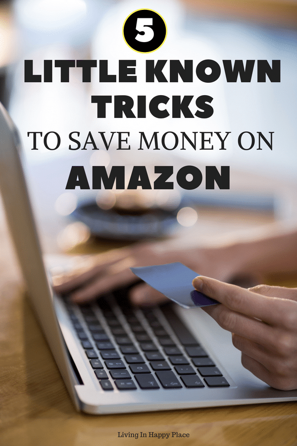 5 things you didn't know about saving money on Amazon