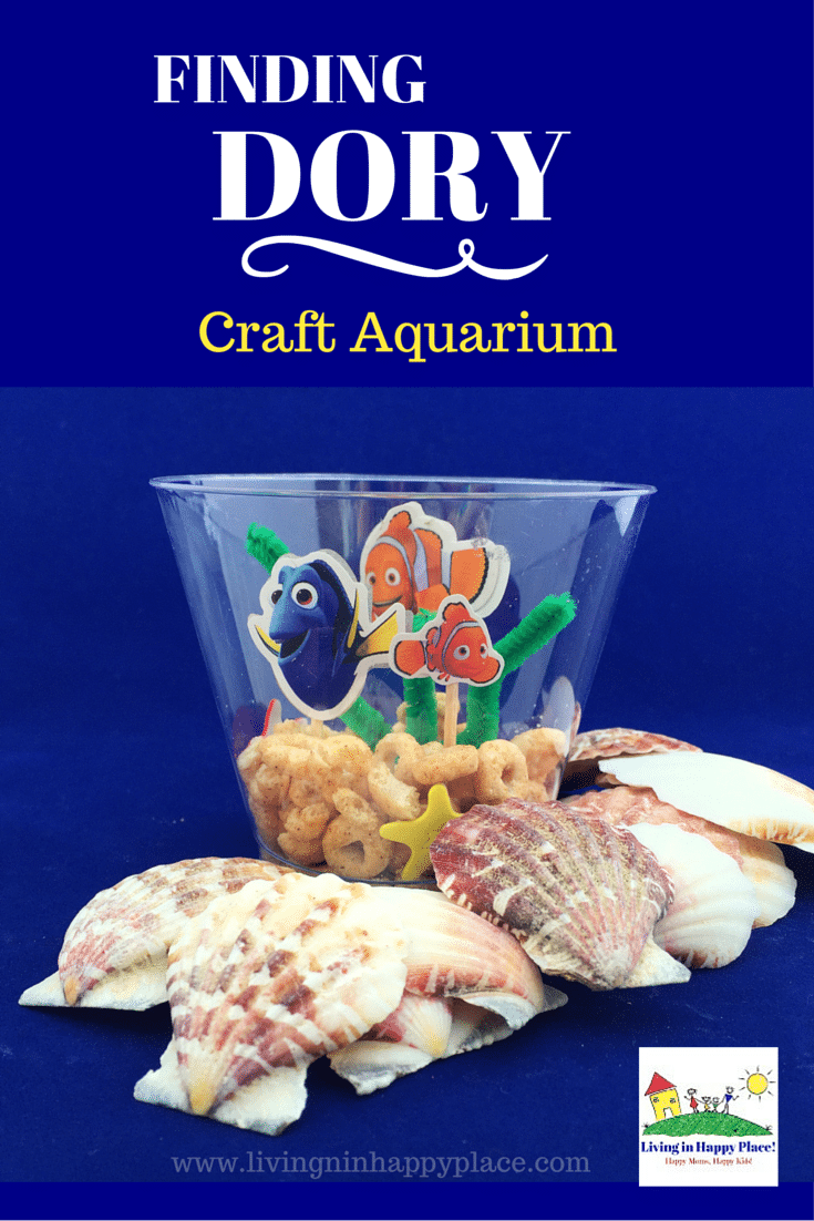 Finding Dory Craft
