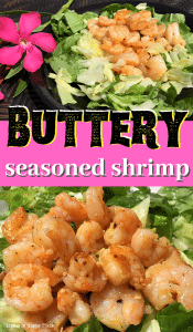 shrimp recipe in the pan or on the grill