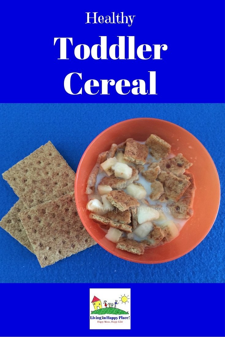 Healthy toddler cereal
