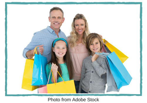 tips to run errands without kids