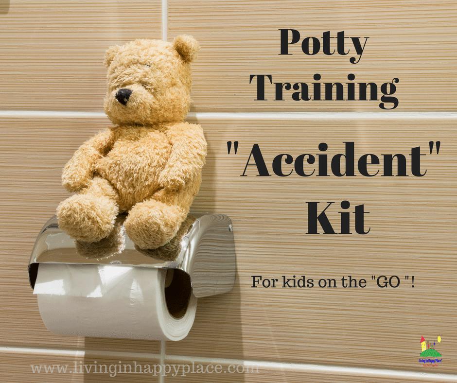 Potty Training Accident Kit