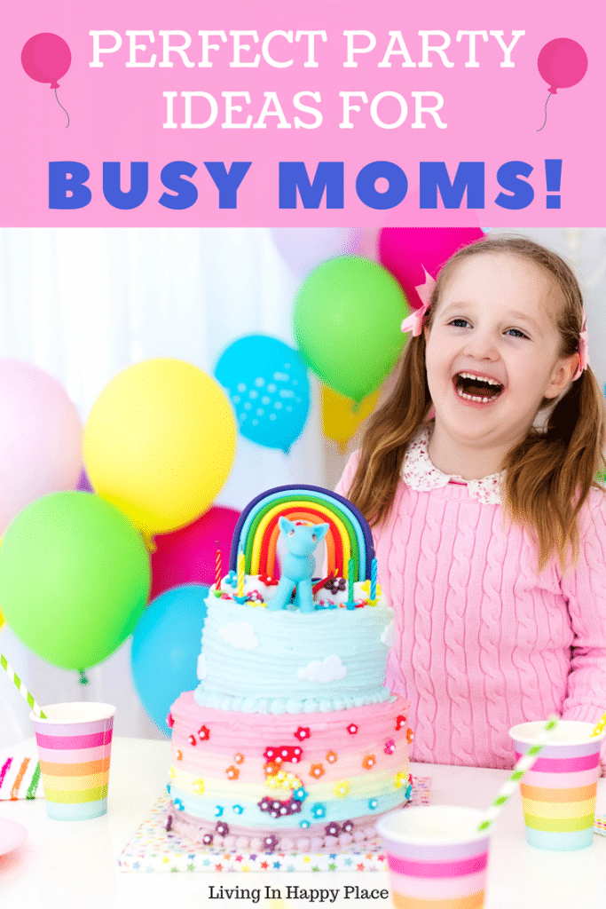 birthday party girl party ideas