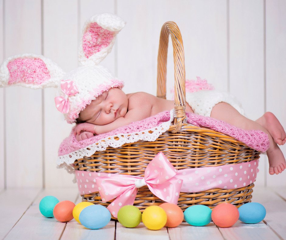 Easter basket ideas for babies easter gift ideas for baby 9 best easter basket ideas for babies negle Image collections