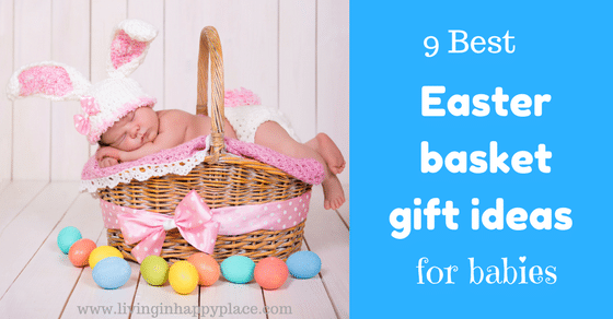 9 best Easter basket ideas for babies