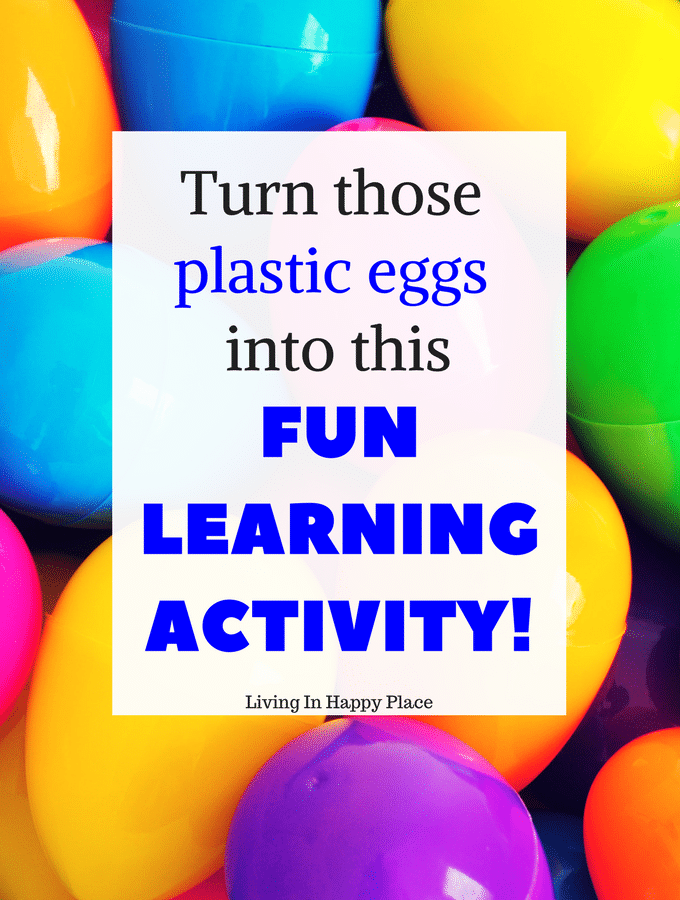 reuse plastic eggs