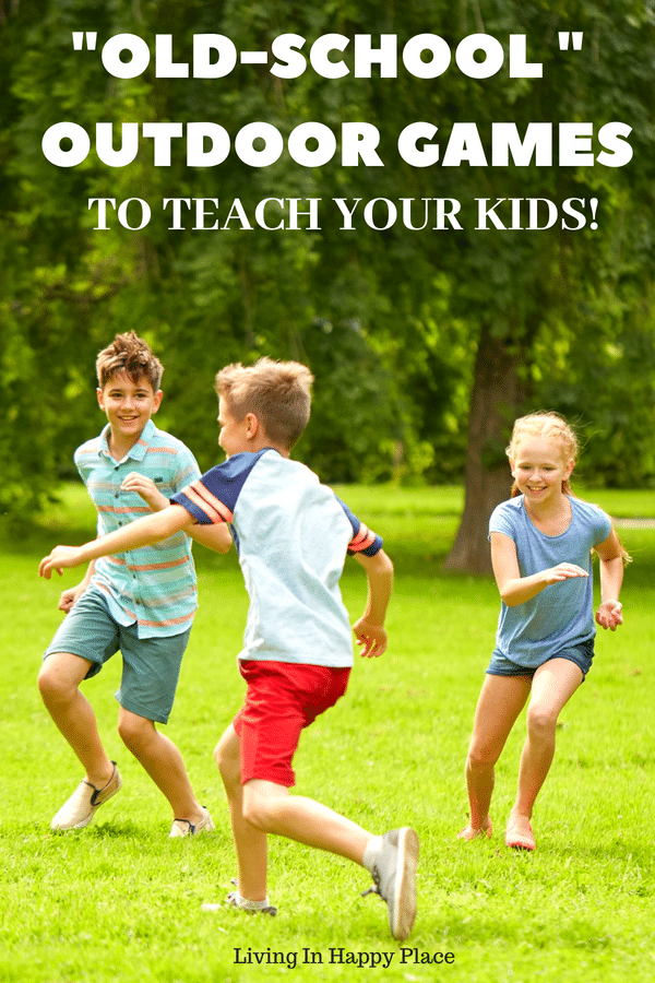 Outdoor games for kids 15 outside games straight from your ...