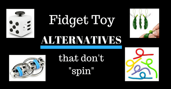 Fidget Toy Alternatives to Spinners