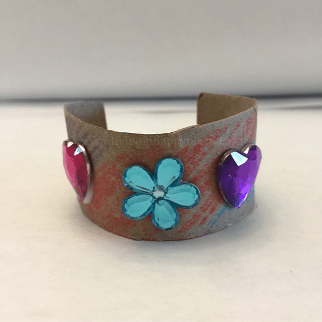 mother's day craft bracelet