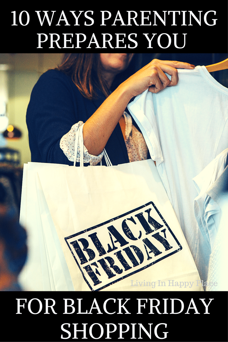 Parenting and Black Friday shopping are not much different. Parenting skills are essential to surviving Black Friday. Get the Black Friday Shoppers t-shirt to prove your skills.