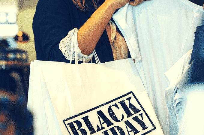 Parenting and Black Friday are not much different.