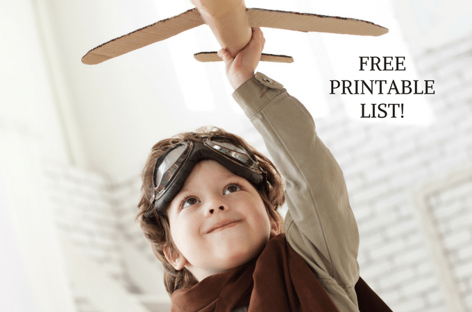 Feeling a touch of cabin fever? Looking for indoor activities for kids? This ultimate list of fun crafts, games, family activities, and creative ideas for things to do at home will keep your toddler/preschooler and family busy for hours.