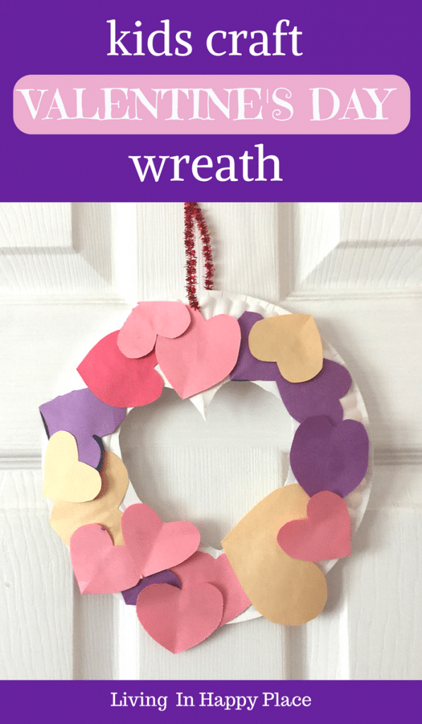 Valentine's Day craft for kids, preschoolers, toddlers, or even Kindergarten kids! This DIY Valentine's Day activity is easy to make and perfect for school or classroom. #ValentinesDay #ValentinesDayCraft #craftsforkids #ValentinesDayCraftsforkids