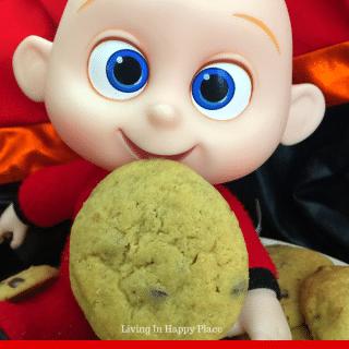 incredibles cookie recipe jack-jack