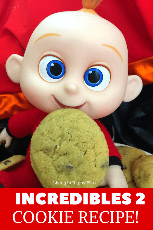 Jack-Jacks's Incredible Cookies Num Num Recipe from Disney's Incredibles