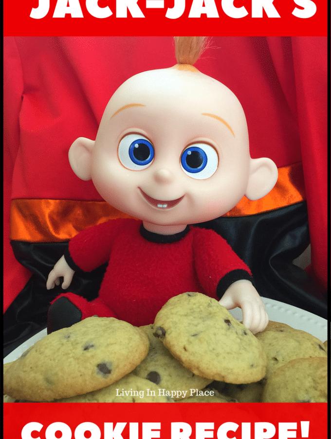 Jack-Jacks's Incredible Cookies Num Num Recipe from Disney's Incredibles