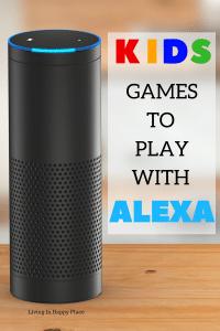 Amazon Alexa games for kids