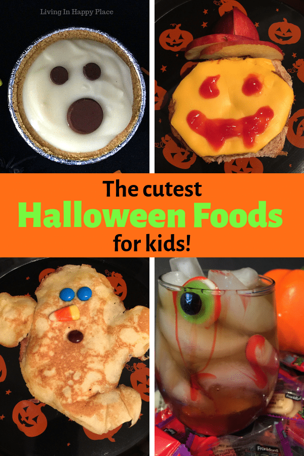 The cutest Halloween food ideas for kids