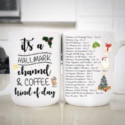 hallmark mug with show dates