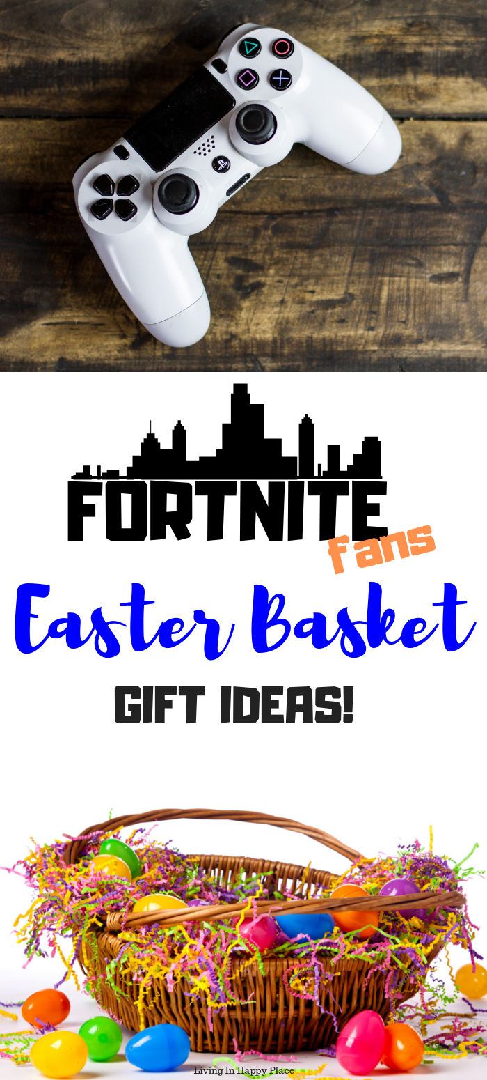 Fortnite easter basket ideas